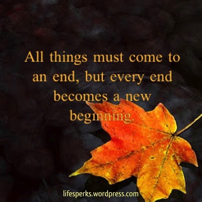Quotes On New Beginnings
